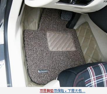厂家直销,脚垫配件踏板 卡扣