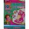 正版授权朵拉产品系列 朵拉玩具批发