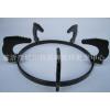 燃气灶支架 搪瓷平台架 20公分